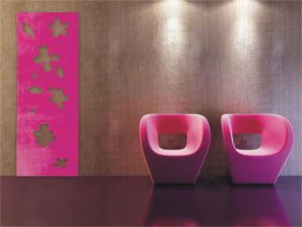 MY CRAZY TOUCH - panneau mural fleurs - Panneau D�coratif
