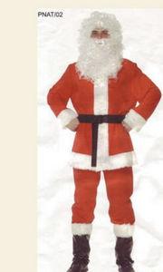 BRIN DE FOLIE - père noël - Costume Père Noël
