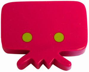 L'AGAPE - bouton de tiroir poulpe - Bouton De Meuble Enfant
