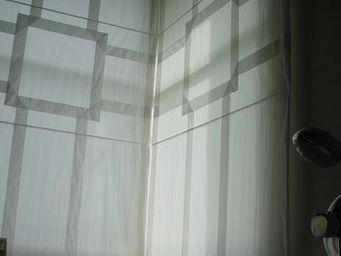 PIETRO SEMINELLI - toîle parachutte pli plat - Store Américain