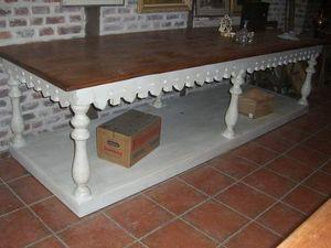 A LA BROCANTE A LA FERME -  - Table De Drapier