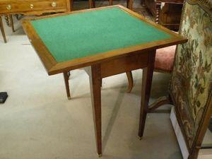 Robert Mure -  - Table De Jeux