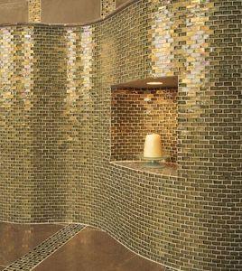 Oceanside Glass & Tile - facets - Carrelage De Verre