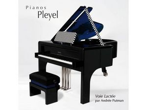 PIANOS PLEYEL - voie lactée - Piano Demi Queue