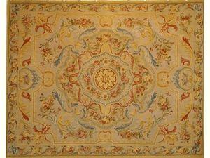 CNA Tapis - reproduction fidèle de tapis dit  savon - Tapis De La Savonnerie