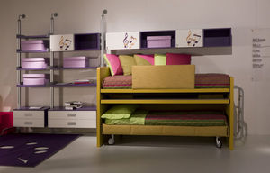 Cia International - gruppo letto big bang - Chambre Junior 11 14 Ans