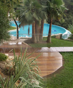 Diodon -  - Plancher De Terrasse