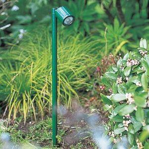 HUNZA - single pole lite - Borne D'extérieur
