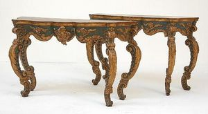 ARS ANTIQUA -  - Table Console