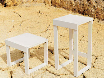 OI SIDE - lunch - Tabouret De Jardin