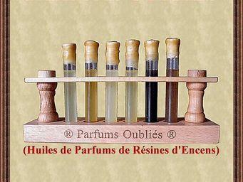 Grenier Impérial - support bois - Essences Parfumées