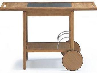 Fischer Mobel -  - Table Roulante De Jardin