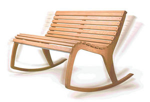 Chris Eckersley -  - Rocking Chair
