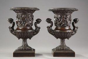 Galerie Atena - vases médicis - Vase Medicis
