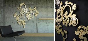 SOPHIE BRIAND - bijou de mur volute - D�coration Murale