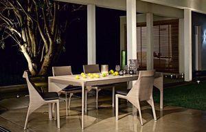 ROCHE BOBOIS - bel air - Table De Jardin