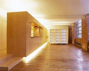 Bamber's Special Projects - mobile storage units - Séparation De Pièces