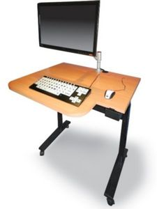 I-Desk Solutions - i-vari - Meuble Ordinateur