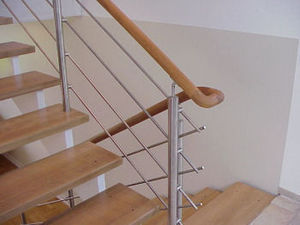 Forgetec Engineering -  - Rampe D'escalier