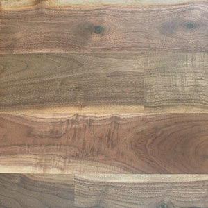 English Timbers - light character black walnut flooring - Parquet