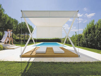 WORKSHOPDESIGN - X Zone - Pergola