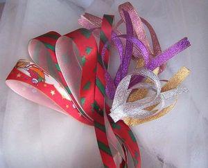 Daenggi  le monde des rubans -  - Ruban De Noël