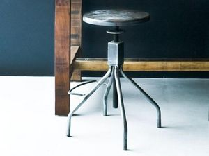 Environmental Street Furniture - 360 stool - Tabouret