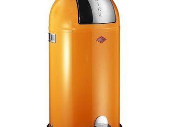 Wesco - kickboy 40l orange - Poubelle De Cuisine