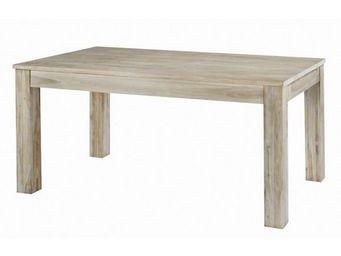 MEUBLES ZAGO - table repas 160 cm avec allonge origin - Table De Repas Rectangulaire