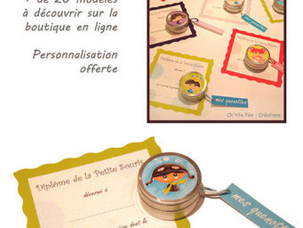 CH'TITE F�E - aviateur bestseller de la collection - Bo�te � Dent De Lait