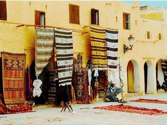 Magel'design - tapis algérie 120x90 cm , 3d effet relief - Tableau Contemporain