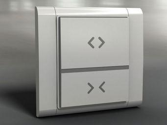 Wimove - interrupteur 2 poussoirs radio programmable gamme  - Va Et Vient