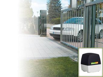 Wimove - pack motorisation pour portail coulissant limusone - Portail Coulissant
