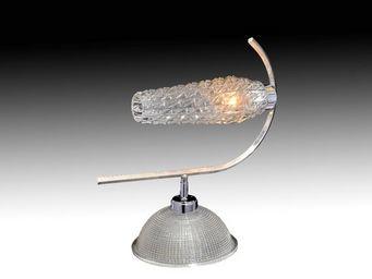 Metal D'alcove Eric Katz -  - Lampe À Poser