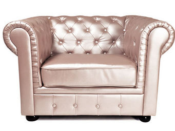 Miliboo - chesterfield - Fauteuil