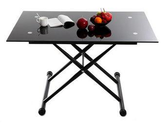 Miliboo - nora table ajustable - Table Pliante