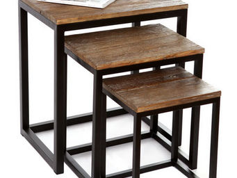 Miliboo - factory tabouret - Tables Gigognes