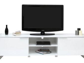 Miliboo - halifax meuble tv - Meuble Tv Hi Fi