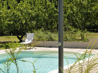 Douches de jardin - paname anthracite - Douche D'extérieur
