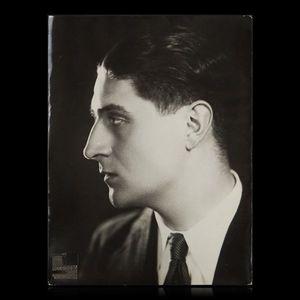 Expertissim - troyat henri (1911-2007). photographie par le stud - Photographie