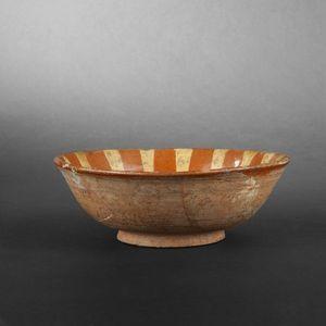 Expertissim - coupe en céramique. egypte, xixe siècle - Coupe Décorative
