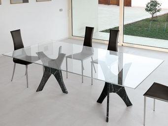 ITALY DREAM DESIGN - phanteon - Table De Repas Rectangulaire