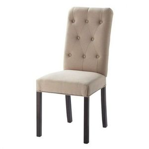 MAISONS DU MONDE - chaise lin elizabeth - Chaise
