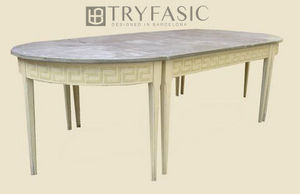 TRYFASIC -  - Table De Repas Ovale