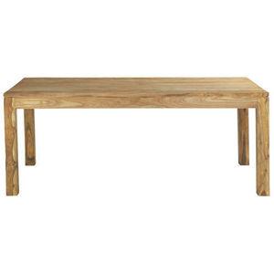 Maisons du monde - table � d�ner 200 cm stockholm - Table De Repas Rectangulaire