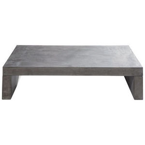 Maisons du monde - table basse graphite - Table Basse Rectangulaire