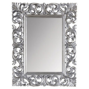 Maisons du monde - miroir rivoli silver 70x90 - Miroir