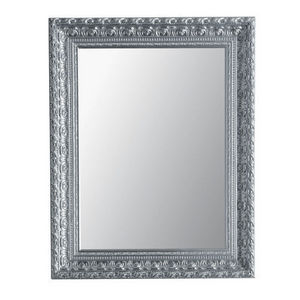 Maisons du monde - miroir marquise silver 76x96 - Miroir