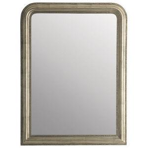 Maisons du monde - miroir céleste champagne 90x120 - Miroir