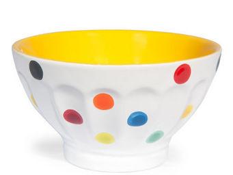Maisons du monde - bol confetti jaune - Bol